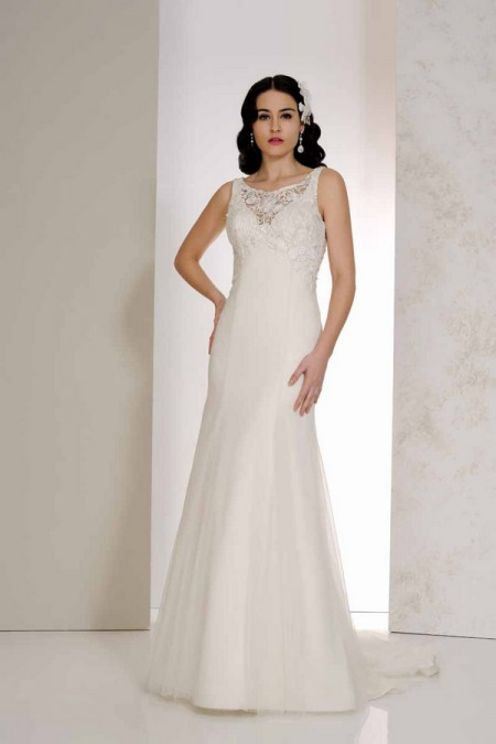 Varri Wedding Dress - Karen George for Benjamin Roberts 2015 Bridal Collection