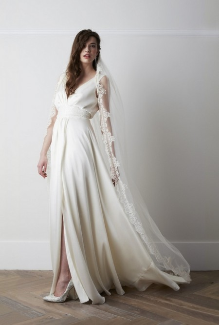 Ventoux Wedding Dress - Charlie Brear 2015 Bridal Collection