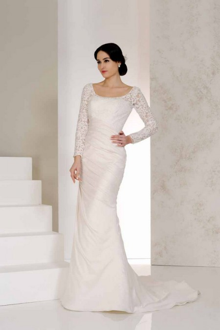 Venus Wedding Dress - Karen George for Benjamin Roberts 2015 Bridal Collection