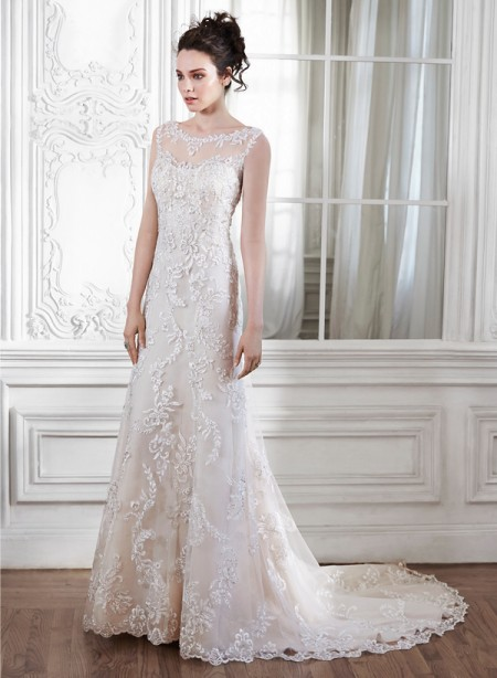 Verina Marie Wedding Dress - Maggie Sottero Spring 2015 Bridal Collection
