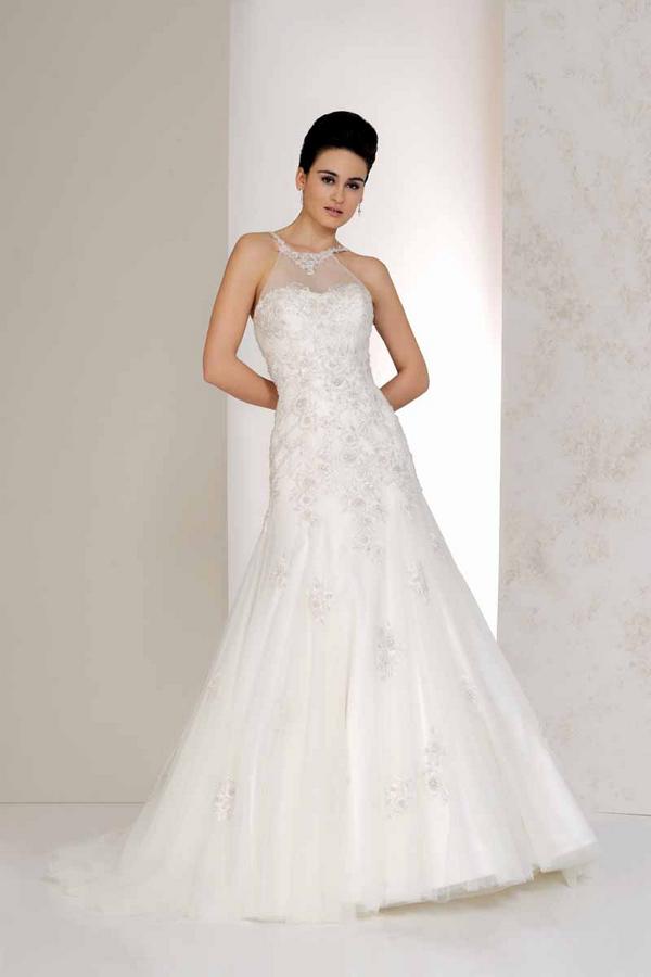 Verity Wedding Dress - Karen George for Benjamin Roberts 2015 Bridal Collection