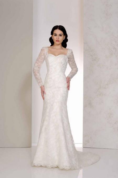 Veronica Wedding Dress - Karen George for Benjamin Roberts 2015 Bridal Collection