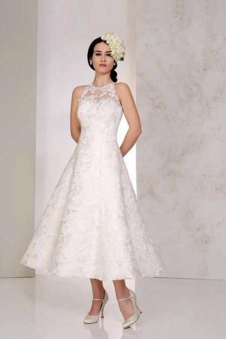Vicky Wedding Dress - Karen George for Benjamin Roberts 2015 Bridal Collection