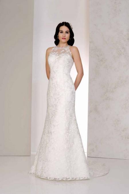 Victoria Wedding Dress - Karen George for Benjamin Roberts 2015 Bridal Collection