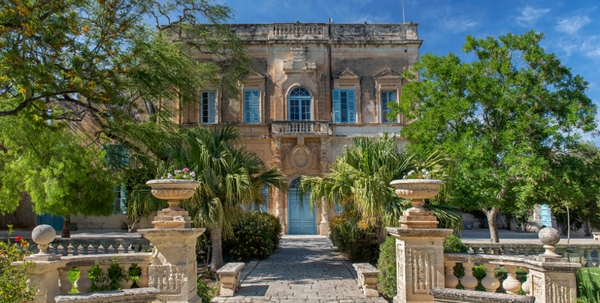 Villa Bologna Wedding Venue in Malta
