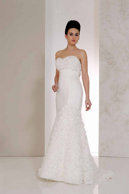 Virginia Wedding Dress - Karen George for Benjamin Roberts 2015 Bridal Collection