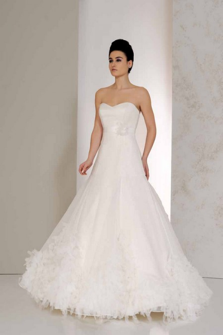 Vixen Wedding Dress - Karen George for Benjamin Roberts 2015 Bridal Collection
