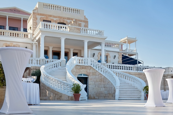 Westin Dragonara Hotel Resort for Weddings in Malta
