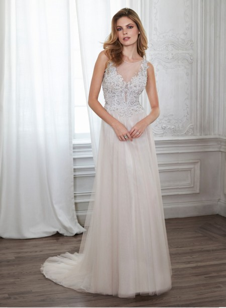 Westlyn Wedding Dress - Maggie Sottero Spring 2015 Bridal Collection