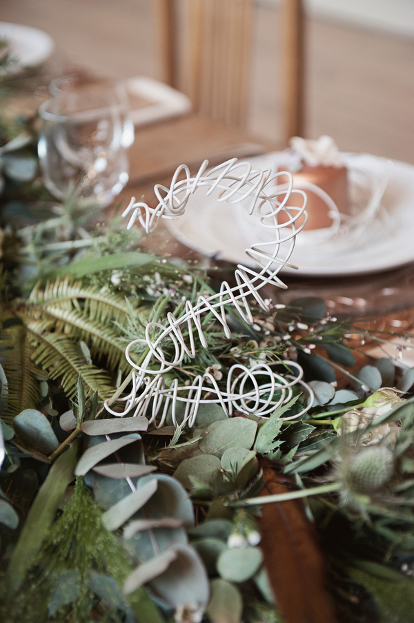 Wire number two table number