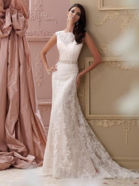 115242 - Rumer Wedding Dress - David Tutera for Mon Cheri Spring 2015 Bridal Collection