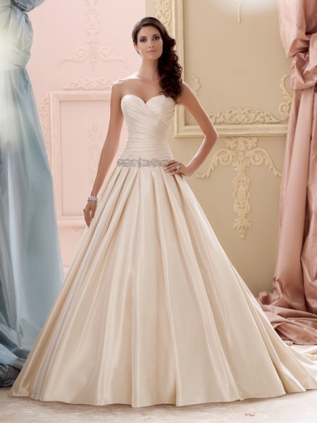 115243 - Mirabella Wedding Dress - David Tutera for Mon Cheri Spring 2015 Bridal Collection