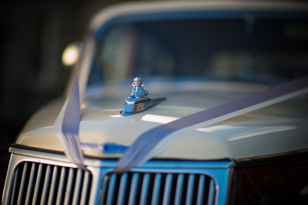 Mascot on 1959 Armstrong Siddeley Star Sapphire