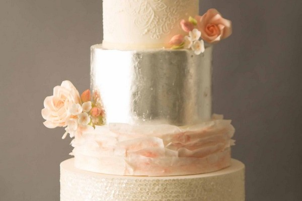 The Abigail Bloom Cake Company 2016 Wedding Cake Collection