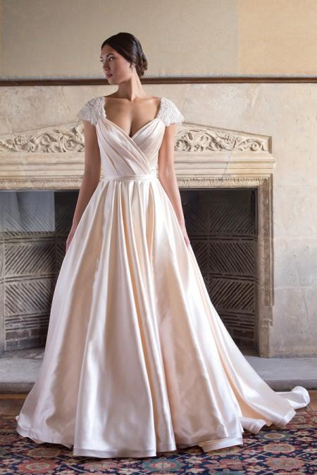 Alana Wedding Dress - Augusta Jones Fall 2015 Bridal Collection