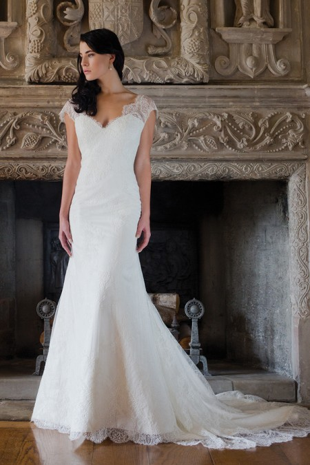 Alice Wedding Dress - Augusta Jones Fall 2015 Bridal Collection