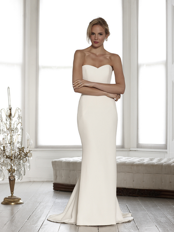 Jessica Wedding Dress - Sassi Holford Signature 2015 Bridal Collection