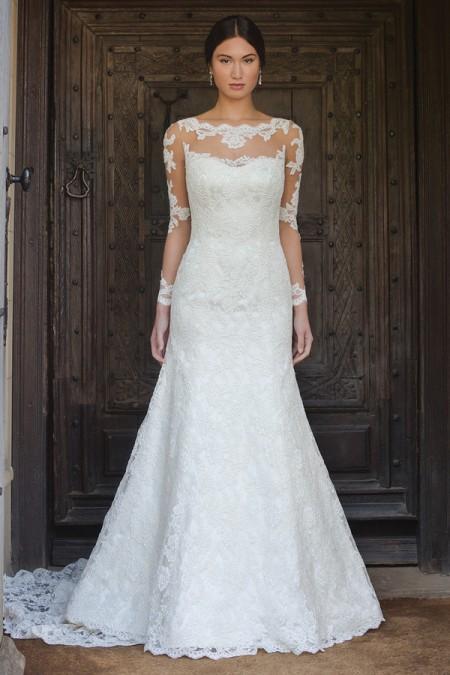 Jo Wedding Dress - Augusta Jones Fall 2015 Bridal Collection
