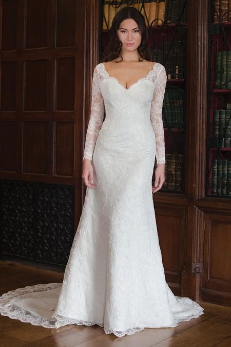 Joyce Wedding Dress - Augusta Jones Fall 2015 Bridal Collection