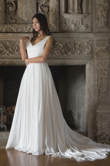 Kathleen Wedding Dress - Augusta Jones Fall 2015 Bridal Collection