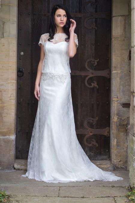 Lori Wedding Dress - Augusta Jones Fall 2015 Bridal Collection