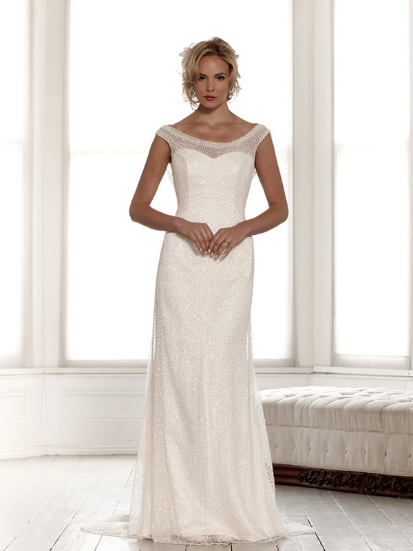 Lucinda Wedding Dress - Sassi Holford Signature 2015 Bridal Collection