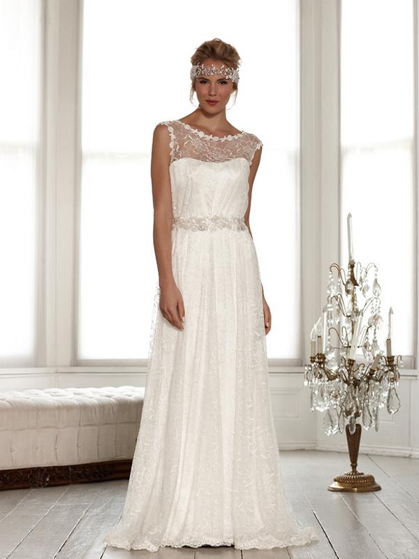 Maya Wedding Dress - Sassi Holford Signature 2015 Bridal Collection
