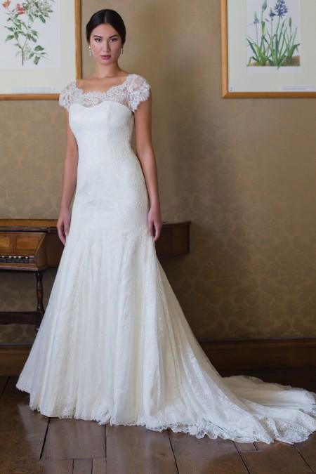 Megan Wedding Dress - Augusta Jones Fall 2015 Bridal Collection