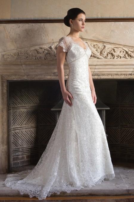 Molly Wedding Dress - Augusta Jones Fall 2015 Bridal Collection