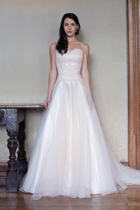 Oliva Wedding Dress - Augusta Jones Fall 2015 Bridal Collection