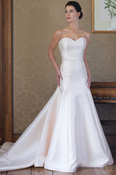 Rebecca Wedding Dress - Augusta Jones Fall 2015 Bridal Collection