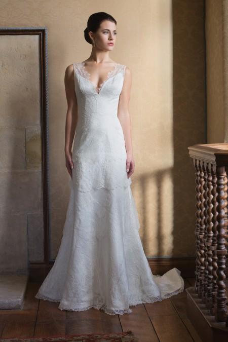 Robin Wedding Dress - Augusta Jones Fall 2015 Bridal Collection