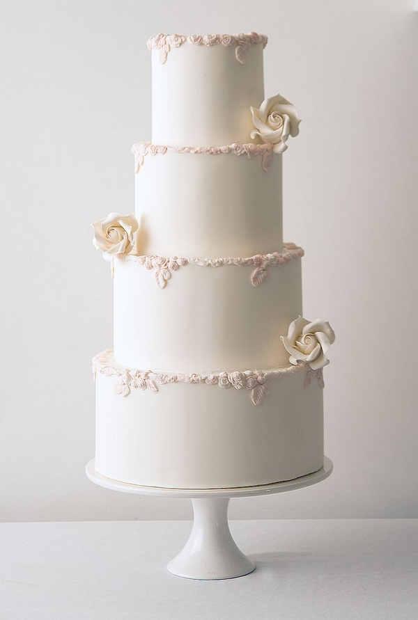 Rosa - Abigail Bloom 2015 Wedding Cake Collection