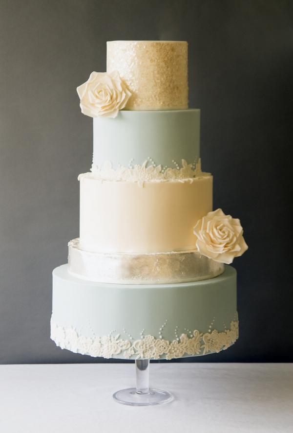 Sophelia - Abigail Bloom 2015 Wedding Cake Collection