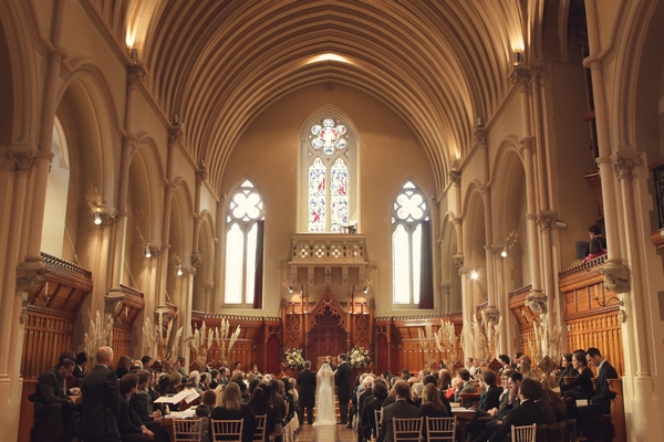 Stanbrook Abbey Callow Great Hall Wedding Ceremony