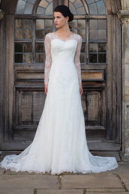 Tess Wedding Dress - Augusta Jones Fall 2015 Bridal Collection