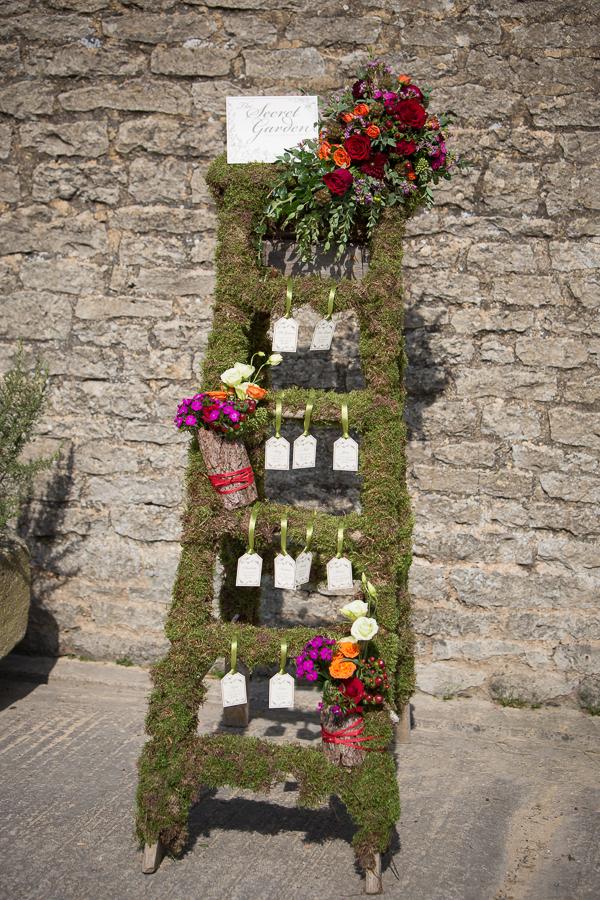 Moss ladder