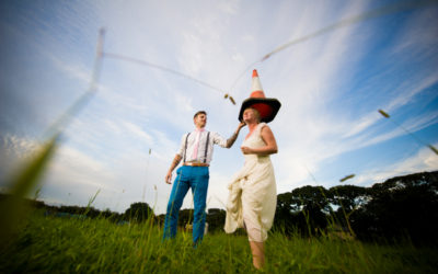 A Festival Wedding in Cornwall