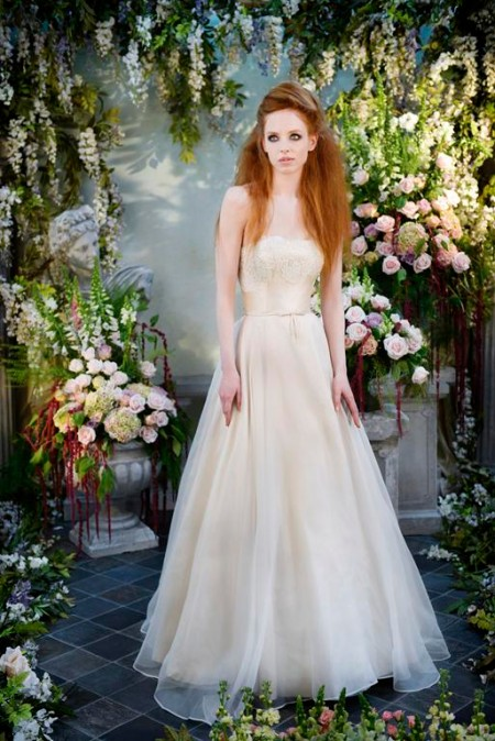 Allure Wedding Dress - Terry Fox Siren Song 2015 Bridal Collection