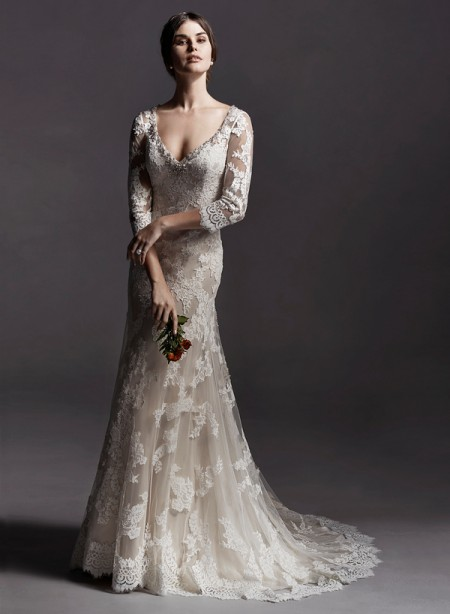 Annora Wedding Dress - Sottero and Midgley Spring 2015 Bridal Collection