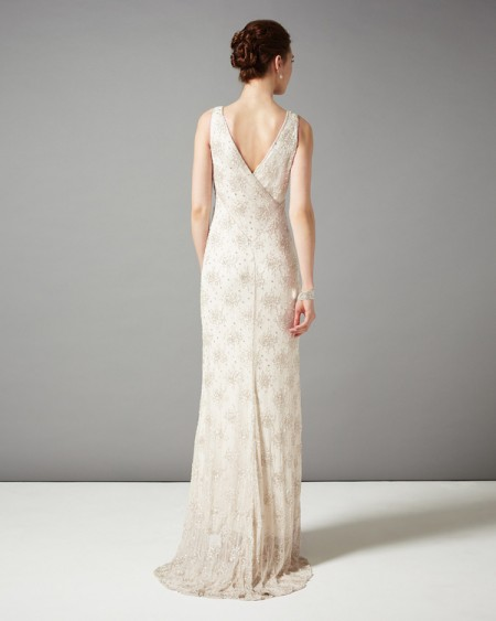 Back of Aurora Wedding Dress - Phase Eight 2015 Bridal Collection