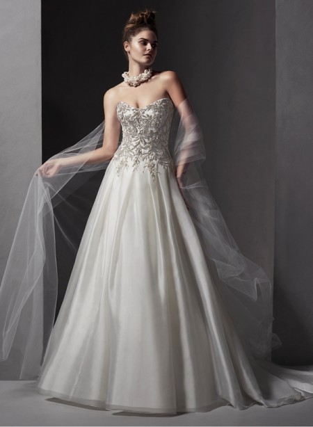 Avani Wedding Dress - Sottero and Midgley Spring 2015 Bridal Collection