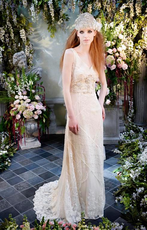 Beguile Wedding Dress - Terry Fox Siren Song 2015 Bridal Collection