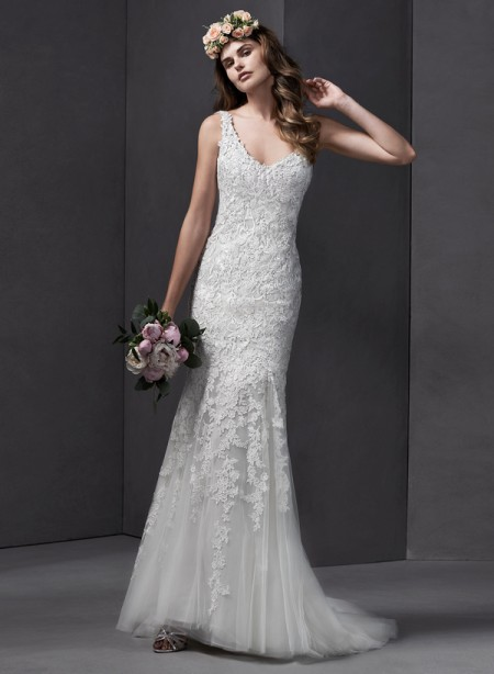 Brooklyn Wedding Dress - Sottero and Midgley Spring 2015 Bridal Collection