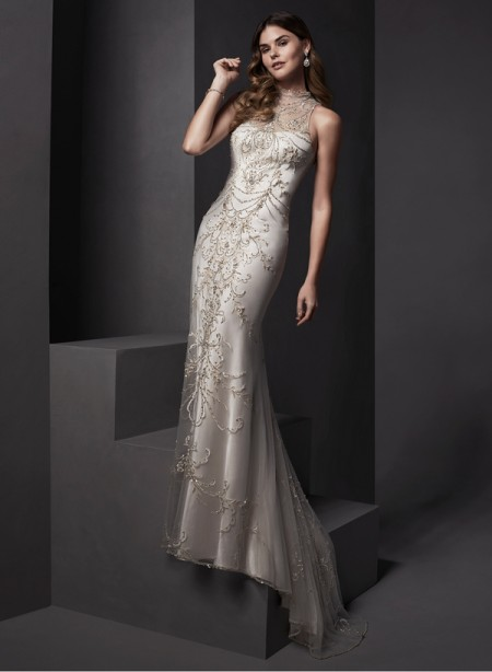 Catalina Wedding Dress - Sottero and Midgley Spring 2015 Bridal Collection