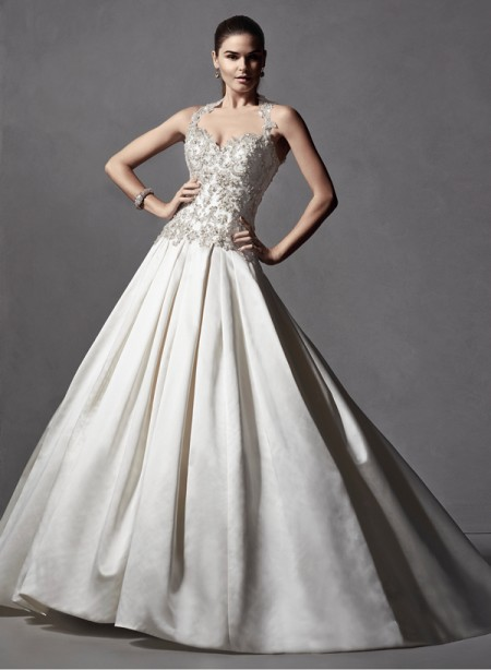 Danica Marie Wedding Dress - Sottero and Midgley Spring 2015 Bridal Collection