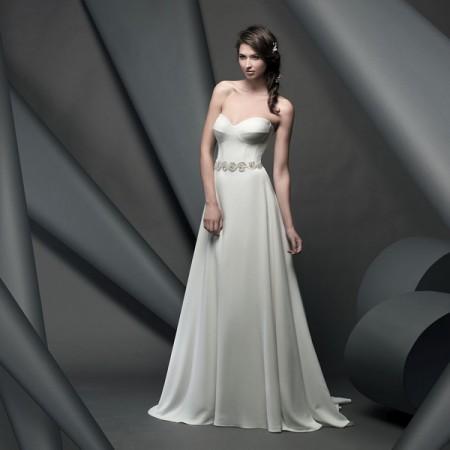 Dominon Wedding Dress - Suzanne Neville Novello 2015 Bridal Collection