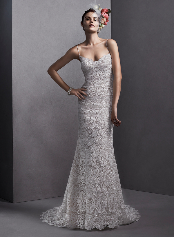 Emmanuelle Wedding Dress - Sottero and Midgley Spring 2015 Bridal Collection