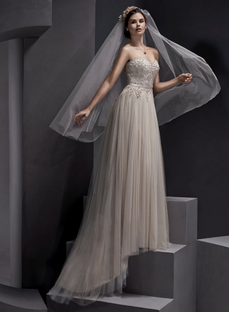 Emsley Wedding Dress - Sottero and Midgley Spring 2015 Bridal Collection