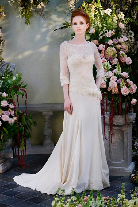 Entice Wedding Dress - Terry Fox Siren Song 2015 Bridal Collection